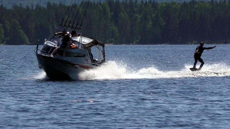 лодка морской беркут