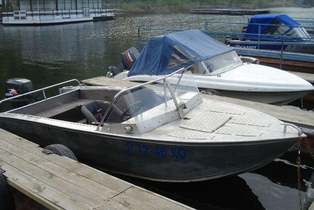 моторные лодки самарских заводов