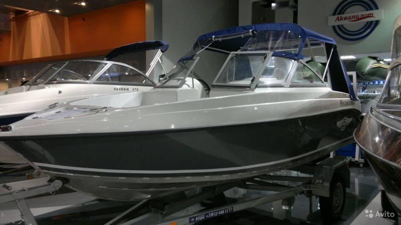 моторные лодки абсолют