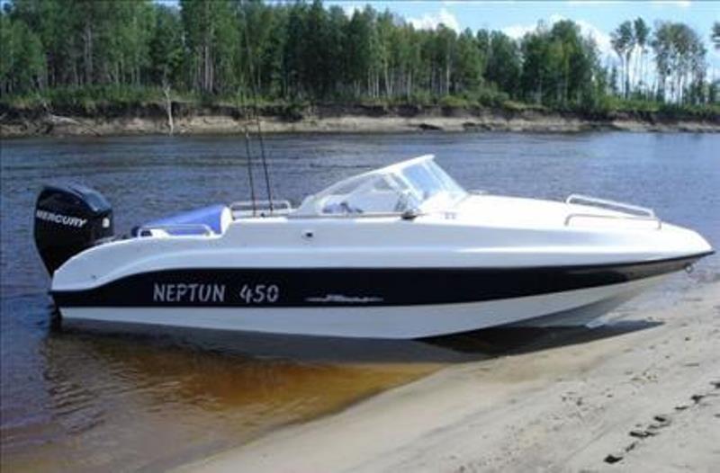 фото нептун 450