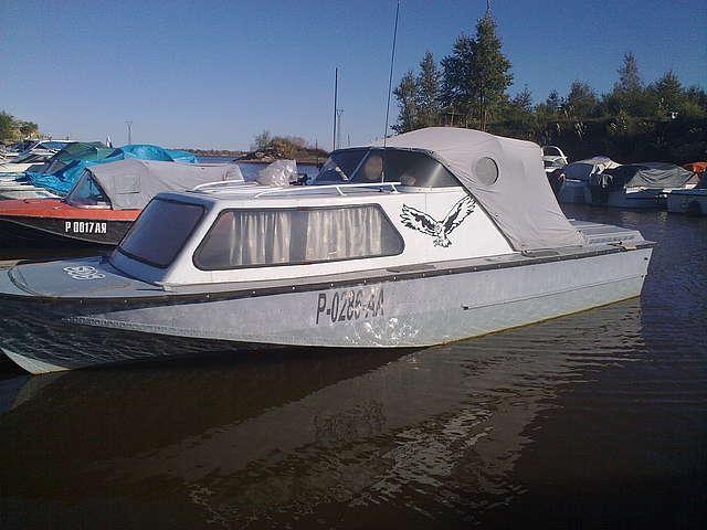 габариты лодки амур