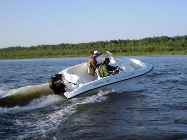 лодки в прокат в кирове