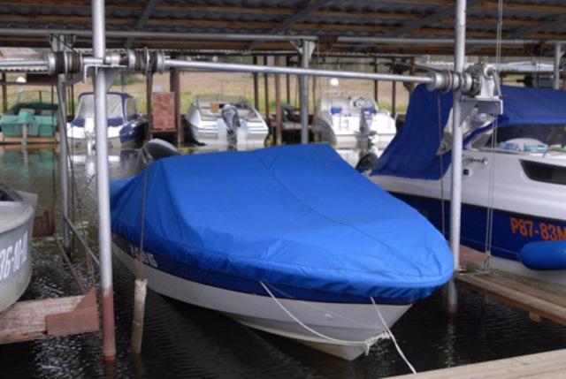 лодки хранение
